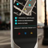 Таксофон будущего
