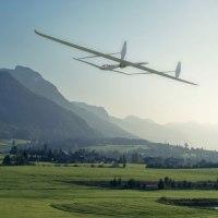 suntoucher - концепт самолета на солнечных батареях