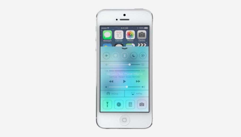 Apple ios 7 download size of ios